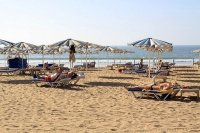 Maroko, plaża