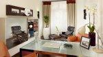 Gabinet, apartament Jaguara w Londynie