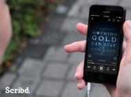 audiobook na iphone